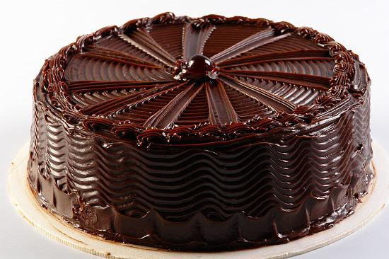 Baño De Chocolate Blanco Utilisima:Torta De Chocolate Receta