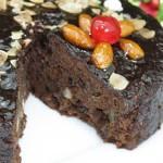 T-negra comida tipica navideña